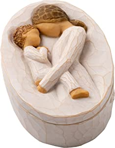Willow Tree Tenderness, Sculpted Hand-Painted Keepsake Box