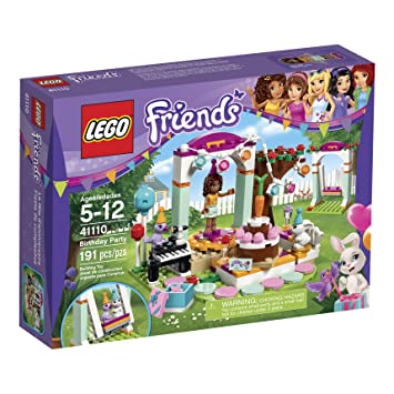 LEGO Friends - Birthday Party Kit 41110, Building Sets - Amazon Canada