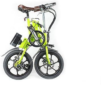 Bicicleta eléctrica plegable® KwiKfold marchas Shimano, color ...