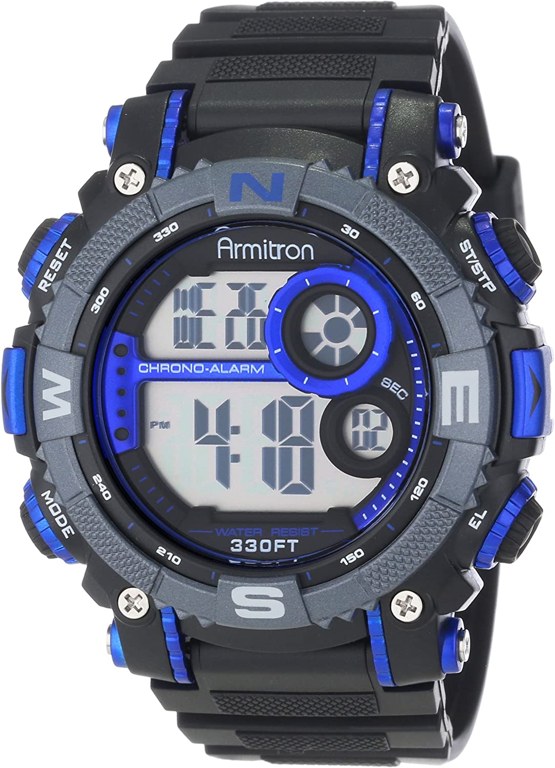 Armitron Sport Men s 40 8284 Digital Chronograph Watch