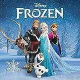 Official Disney Frozen 2015 Wall Calendar (Calendars 2015)