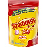 Starburst Original Fruit Chews Candy, Stand Up Pouch, 320 Grams
