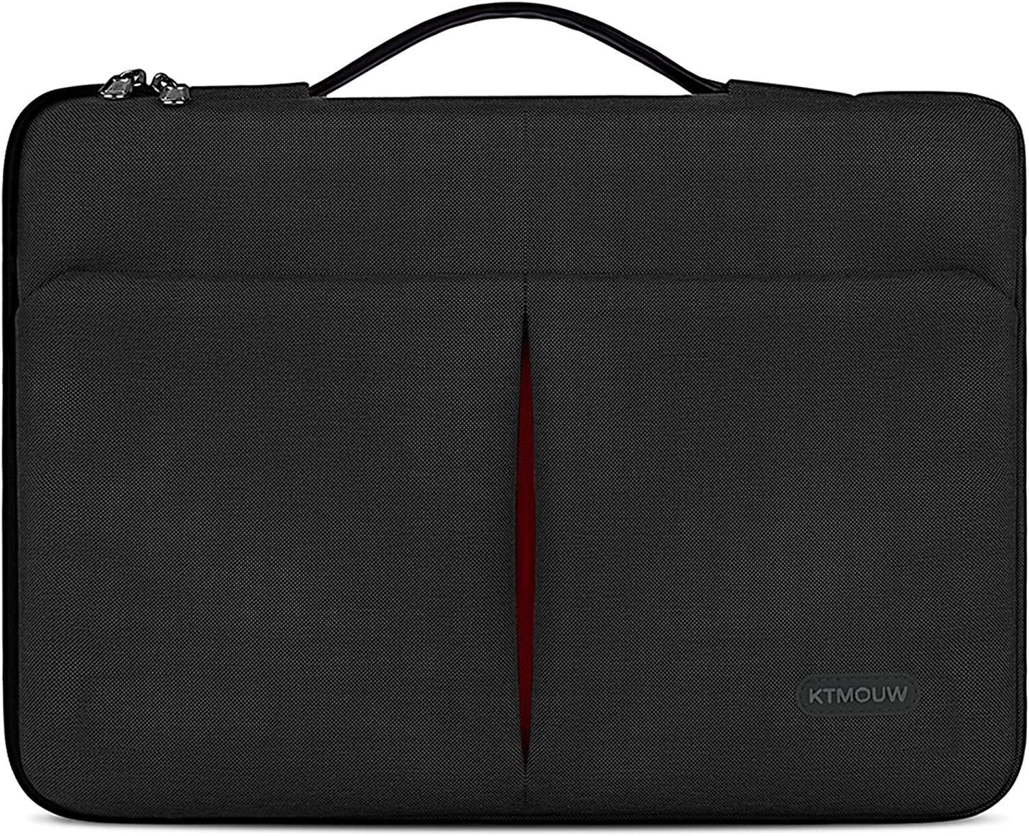 Laptop Sleeve Case 13-14 Inch Waterproof Portable Handle Laptop Case 360 Protective Laptop Work Briefcase Bag Compatible with 13