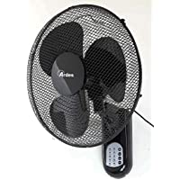 Ardes AR5W40R PARETO COOL RC Ventilador oscilante de pared pala 40 cm, con mando a…