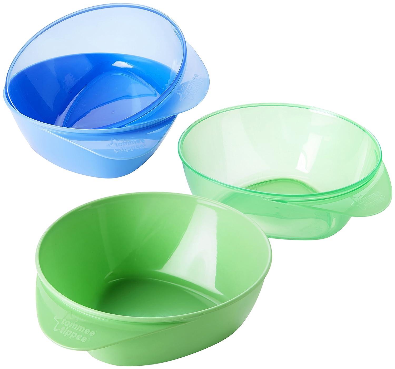 color azul 4 unidades Boles Easy Scoop Tommee Tippee Explora