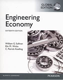 Engineering economy 17th edition william g sullivan elin m engineering economy global edition engineering economy global edition william g sullivan fandeluxe Choice Image