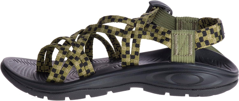Chaco Women's Zvolv X2 Athletic Sandal B0721LX8DX 9 B(M) US|Cipher Avocado