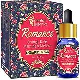 Oriental Botanics Romance Aroma Therapy Diffuser Oil (Orange, Rose, Jasmine & Melissa) - 15ml