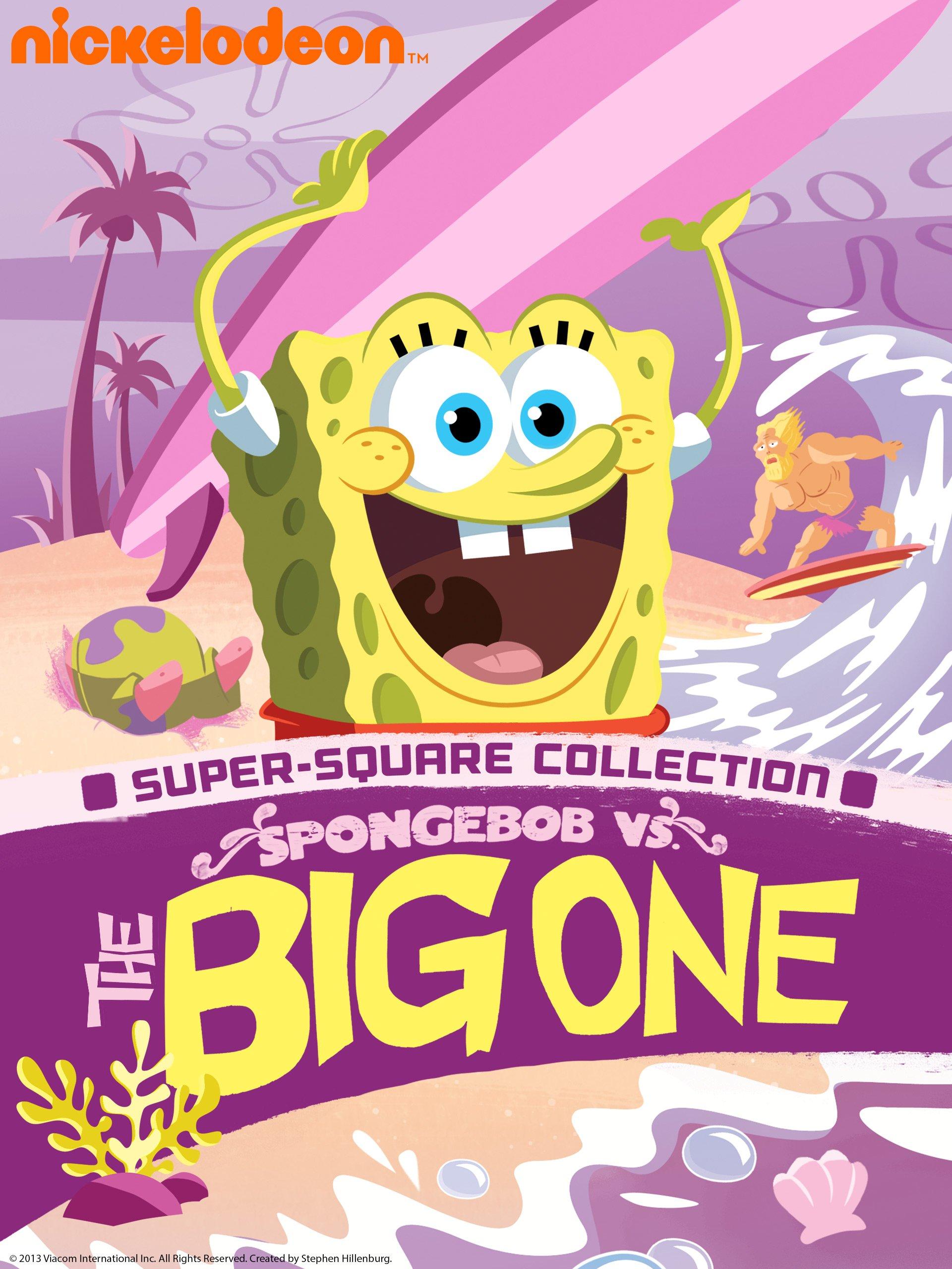 Amazon com: Watch SpongeBob SquarePants: SpongeBob vs  The