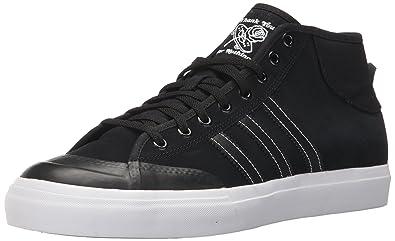 adidas uomini pattinare matchcourt metà scarpa con lo skateboard