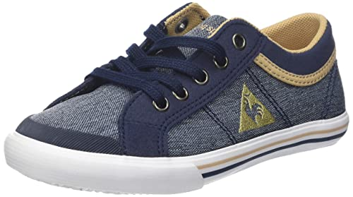 SAINT GAETAN PS 2 TONES - Zapatillas - dress blue/croissant OCACo63
