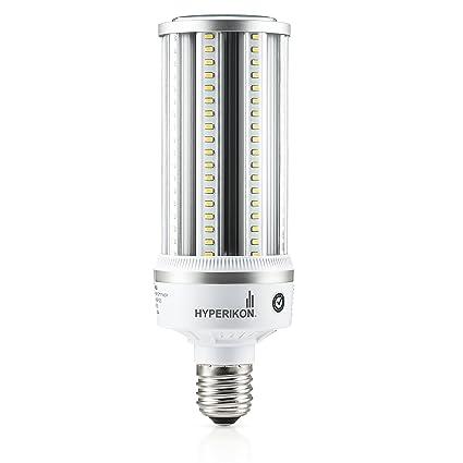 Hyperikon LED Corn Bulb Street Light 54W (HIP/HID Replacement) 6800 Lumen  sc 1 st  Amazon.com & Hyperikon LED Corn Bulb Street Light 54W (HIP/HID Replacement) 6800 ...
