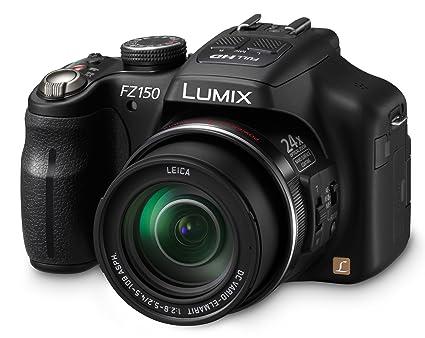 amazon com panasonic dmc fz150k 12 1 mp digital camera with cmos rh amazon com