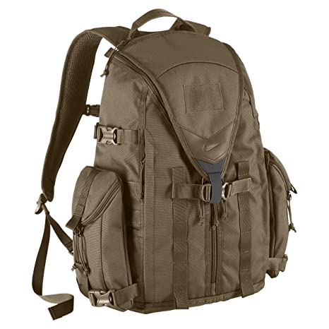 Amazon.com : Nike SFS Responder Backpack Military Brown/Military Brown/Military Brown Backpack Bags : Sports & Outdoors
