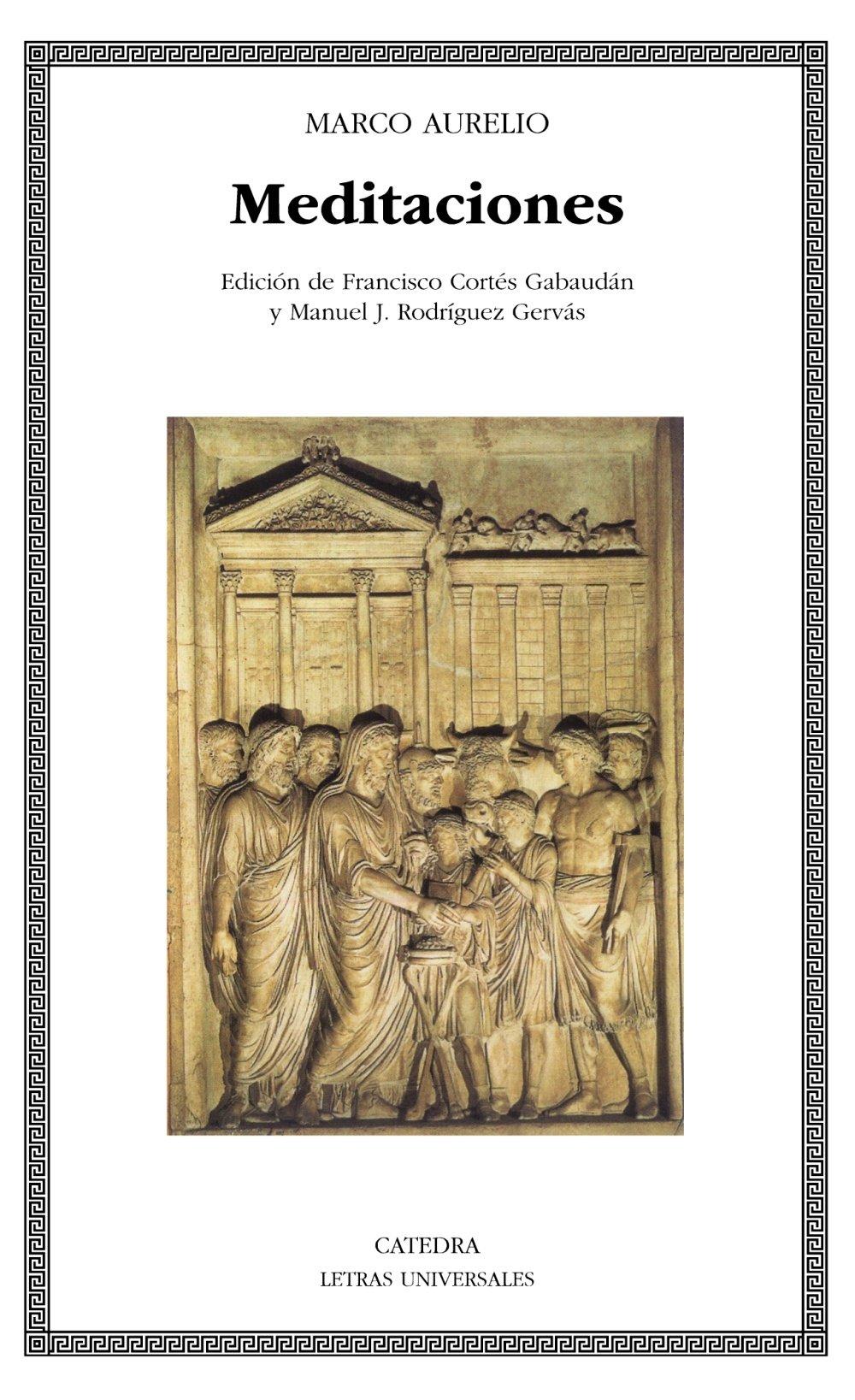 Meditaciones: 323 (Letras Universales): Amazon.es: Marco Aurelio ...