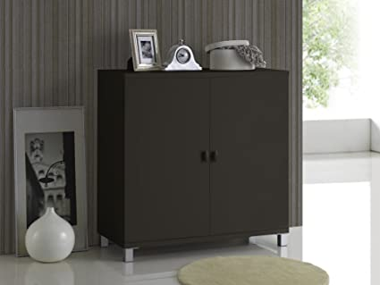 Baxton Studio Marcy Modern u0026 Contemporary Wood Entryway Handbags or School Bags Storage Sideboard Cabinet & Amazon.com: Baxton Studio Marcy Modern u0026 Contemporary Wood Entryway ...