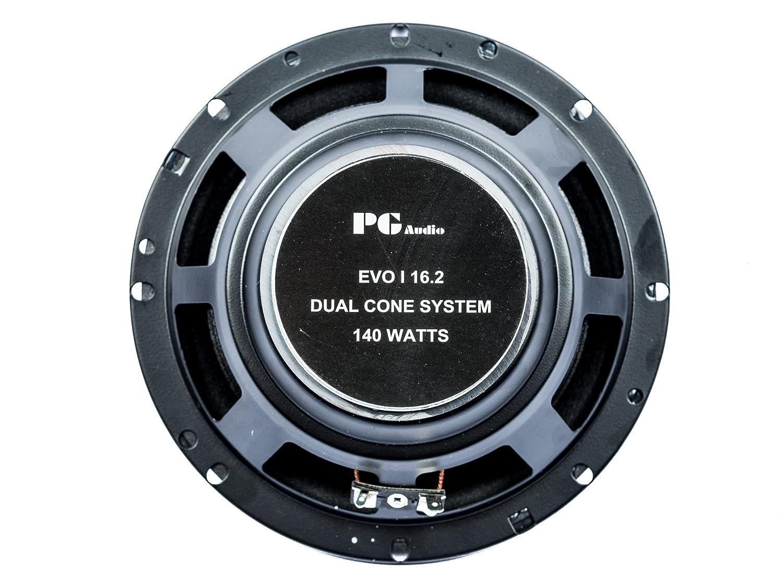 16 cm Dual Cone Lautsprecher PG Audio EVO I 16.2 1 Paar