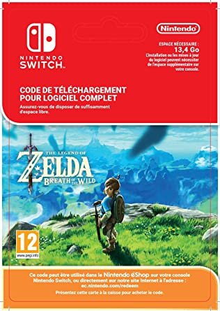 telecharger des jeux switch