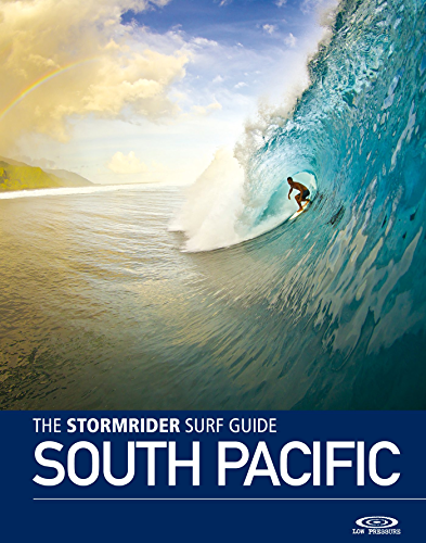 The Stormrider Surf Guide South Pacific (Stormrider Surf Guides) (English Edition)