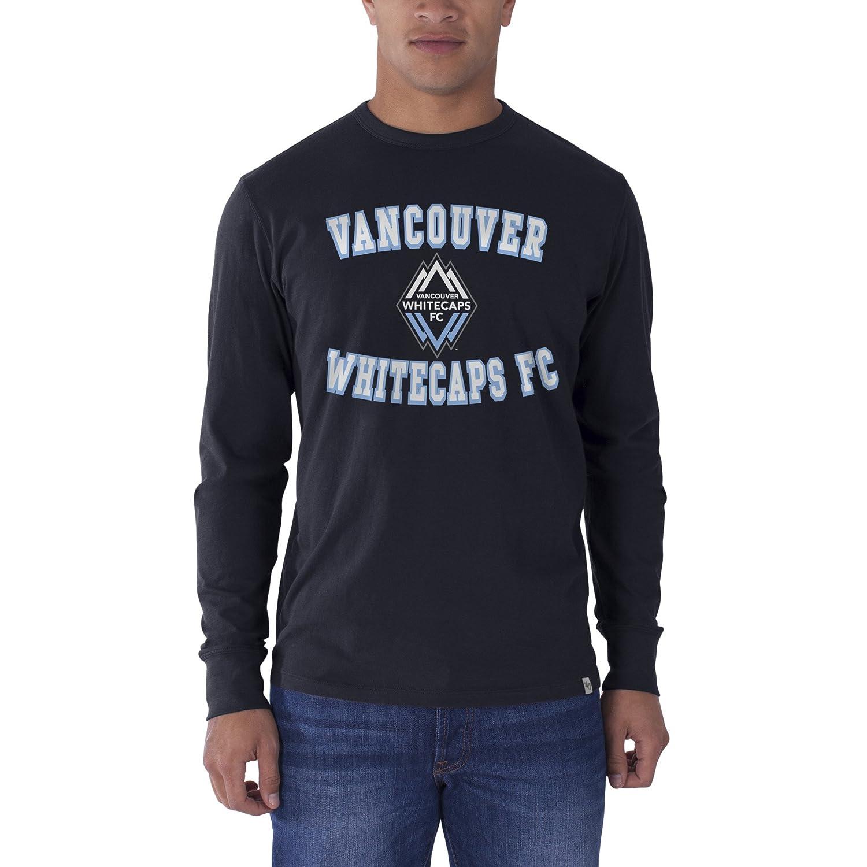 【正規品】 MLS B00NW7BWO6 Vancouver Vancouver Whitecapsメンズ' 47ブランドすべてPro長袖Flanker Tシャツ Whitecapsメンズ'、秋海軍、ミディアム B00NW7BWO6, 森誠光堂黒板製作所webshop:a2baef8d --- a0267596.xsph.ru