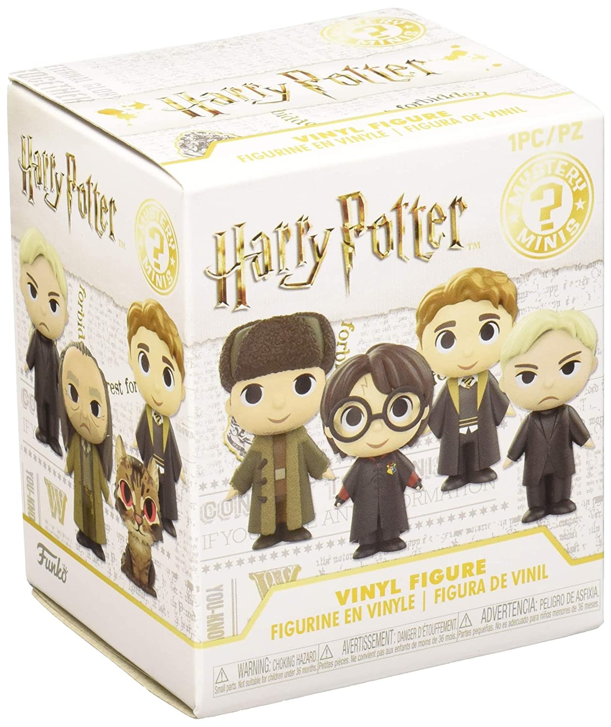 Funko Minis: Harry Potter (One Mystery Figure) Collectible, Multicolor 31021