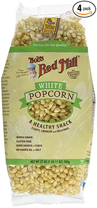 Bob's Red Mill White Popcorn