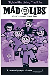 Night of the Living Mad Libs Paperback