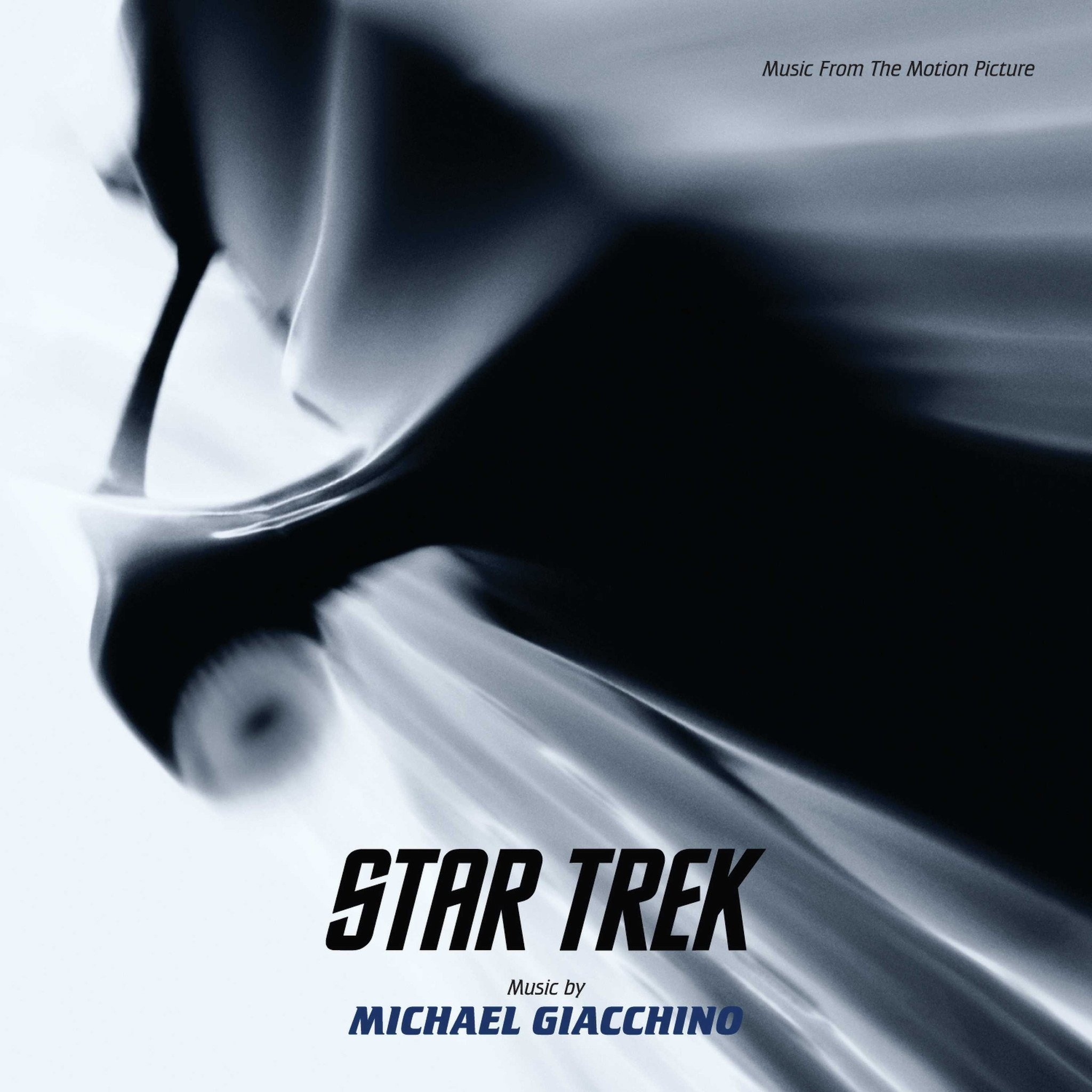 CD : Soundtrack - Star Trek (Score) (CD)