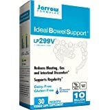 Jarrow Formulas Ideal Bowel Support, Reduces Bloating, Gas and Intestinal Discomfort, Supports Regularity, 10 Billion Cells P