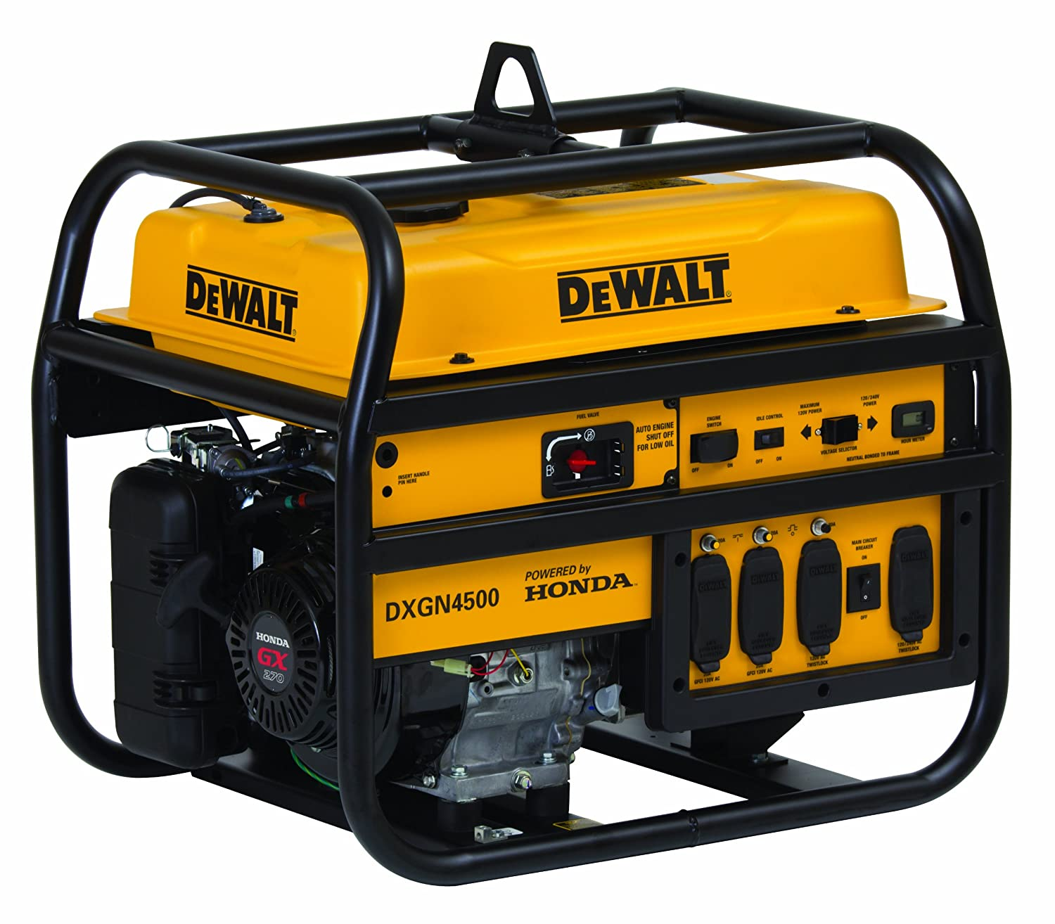 Amazon DeWalt PD422MHI005 4200 Running Watts 4500 Starting