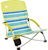 Coleman Beach Chair Quad Low Sling