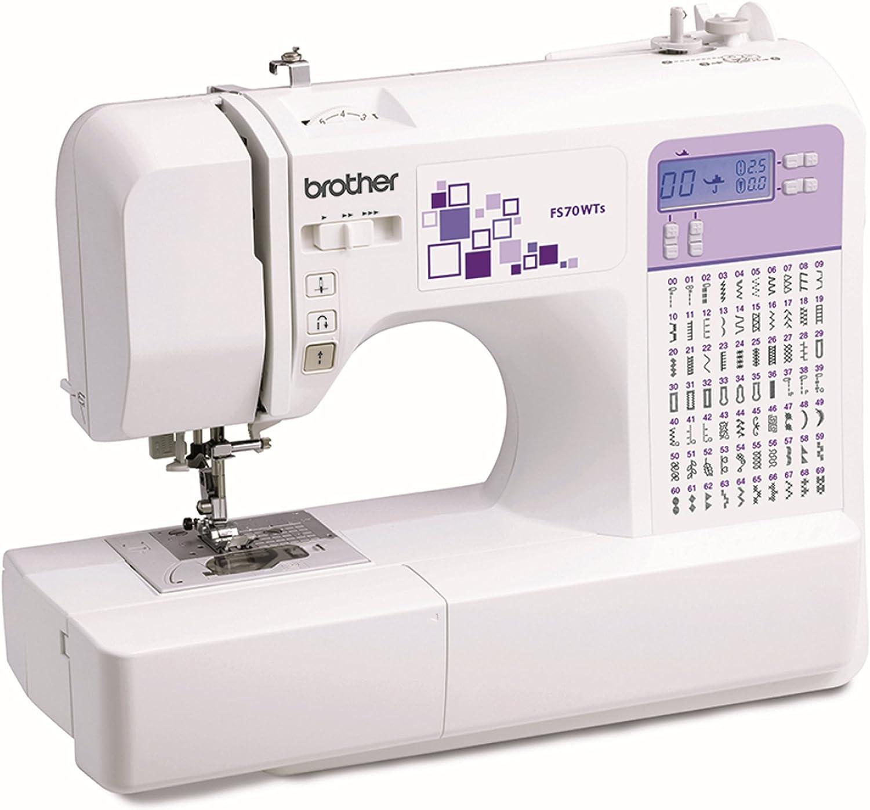 Brother FS70WTS Máquina de coser y acolchar: Amazon.es: Hogar