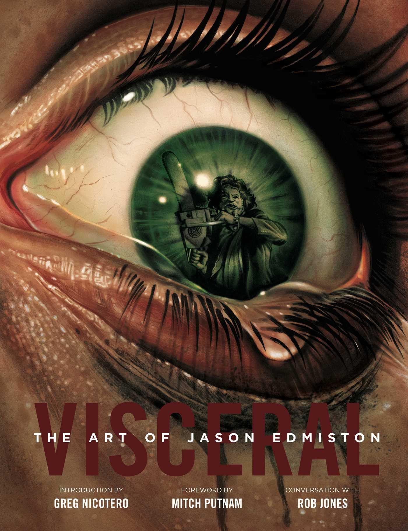 VISCERAL: The art of Jason Edmiston