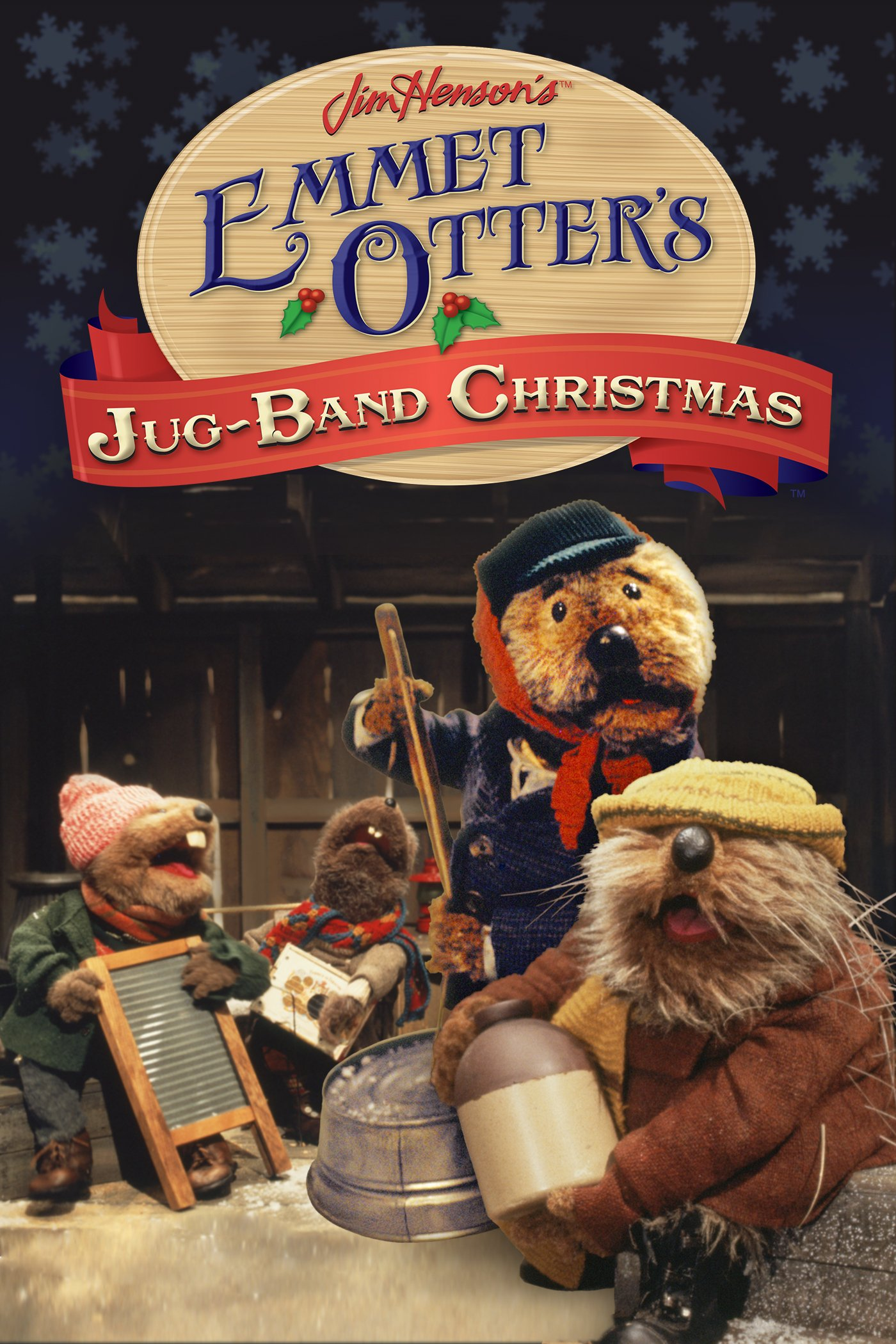 Amazon.com: Emmet Otter\'s Jug Band Christmas: Jerry Nelson, Frank Oz ...