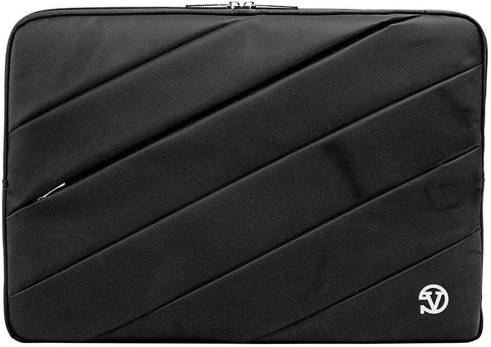 15.6 Inch Laptop Sleeve Case Protective Bag for MSI GL63 8RC 069 GS65 Stealth PE60 Prestige Asus TUF Gaming FX504 Zenbook Pro UX550VE Razer Blade LG Gram 15.6 Huawei Matebook D Gigabyte Aero 15X