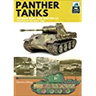 Panther Tanks: German Army and Waffen-SS, Defence of the West, 1945 (TankCraft)