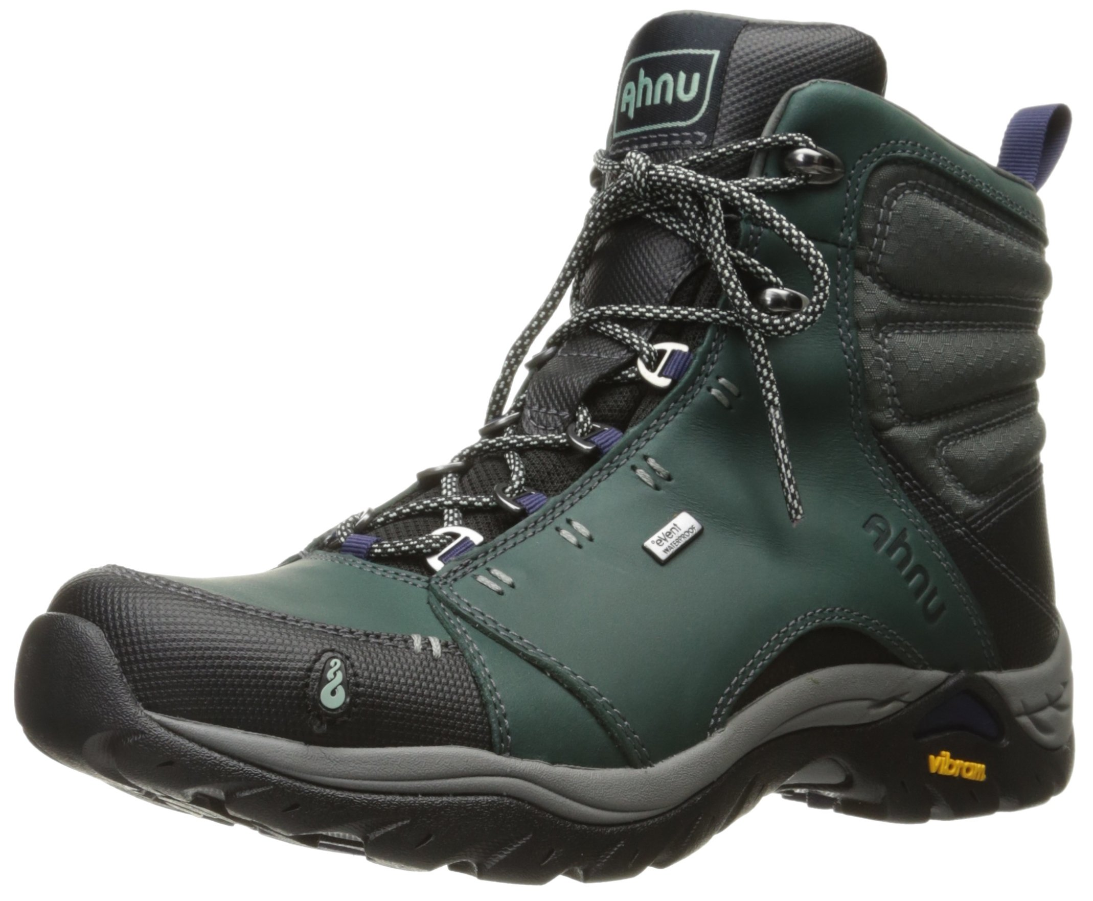 Ahnu Women's Montara Waterproof Boot,Muir Green,9 M US