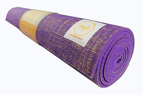 Maji Deportes Yute Yoga Mat: Amazon.es: Deportes y aire libre