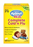 Kids Cold and Flu Relief Tablets by Hyland's