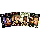 Saturday Night Live - The Best Of Dan Aykoyd / John Belushi / Eddie Murphy / Christopher Walken Pack (4 Packs)