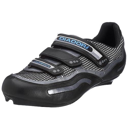 Diadora 139887/320 - Zapatillas de ciclismo para hombre, color negro, talla 38: Amazon.es: Zapatos y complementos