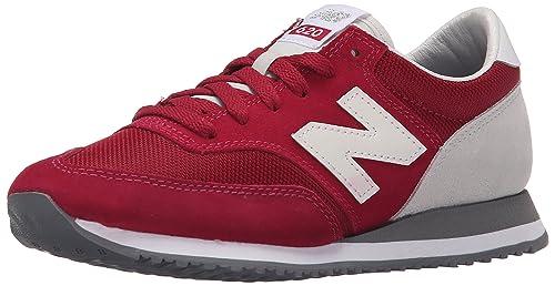 New Balance 620 rojo