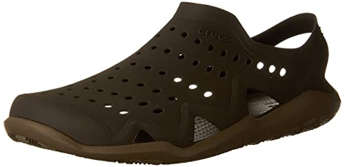 5b716ecbe4bf Image Unavailable. Image not available for. Colour  Crocs Swiftwater Wave  Men Shoe ...