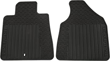 Amazon Com Gm Accessories 22890016 Front All Weather Floor Mats