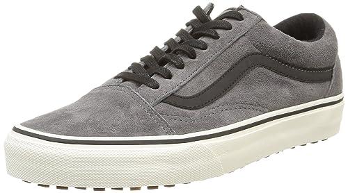 old skool vans mujer gris