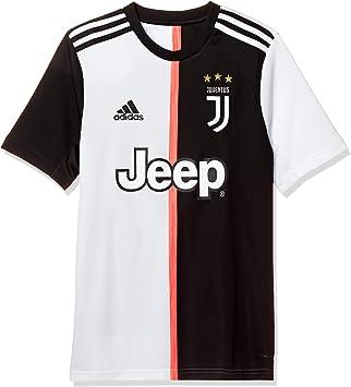adidas Camiseta Primera Equipación Juventus - Camiseta de Manga ...