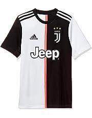 adidas - Juventus Home Jersey Youth, Maglietta da Calcio A Maniche Corte Bambino