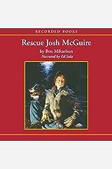 Rescue Josh McGuire Audible Audiobook