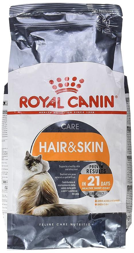 Royal Canin Hair Skin 33 Secco Gatto Kg 2 Mangimi Secchi Per