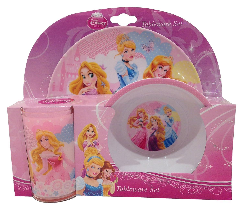 Disney Princess Disney 3-Piece Story Telling Melamine Set Amazon.co.uk Kitchen u0026 Home  sc 1 st  Amazon UK & Disney Princess Disney 3-Piece Story Telling Melamine Set: Amazon.co ...